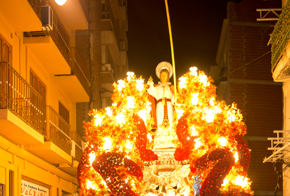 San Juan. Viernes Santo Madrugada
