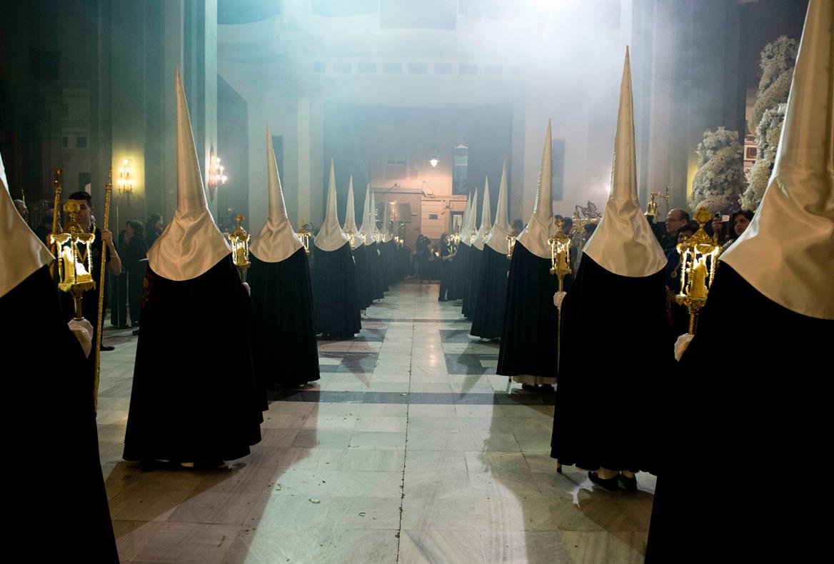 Tercio del Santo Enterramiento de Cristo. Viernes Santo Noche
