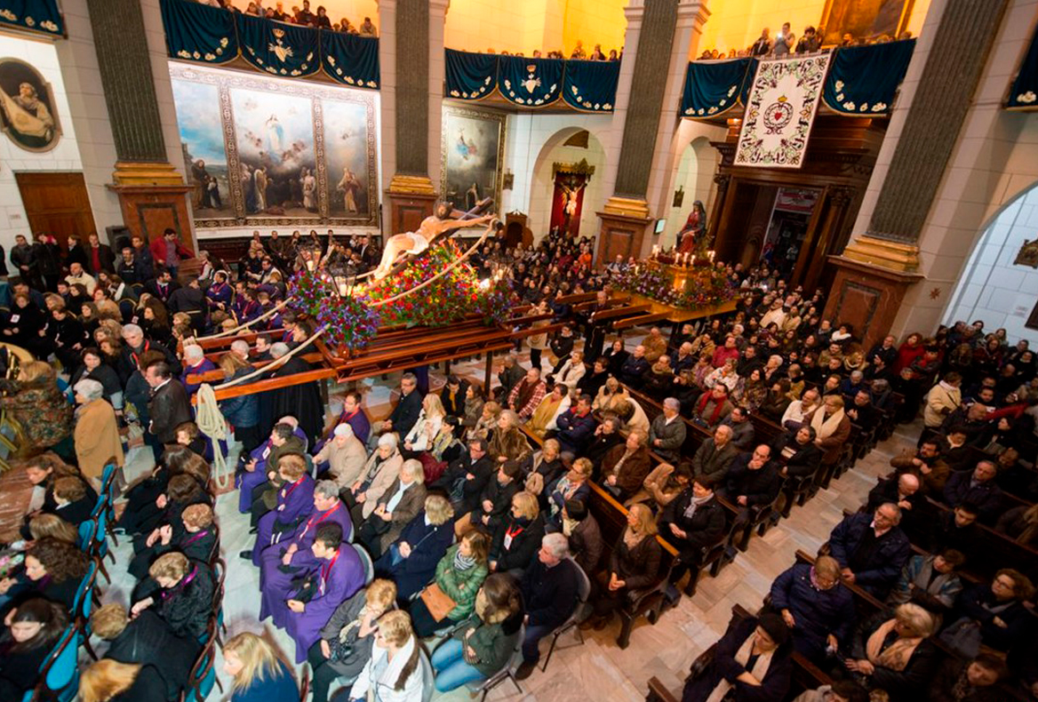 Sagrada Eucaristía en honor a la Patrona